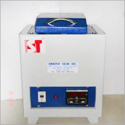 Infrared Melter Machine