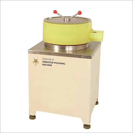 Vibration Polishing Machines