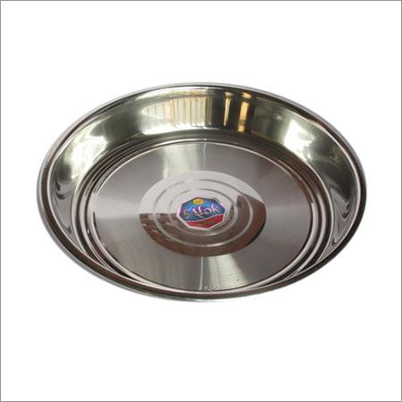 Steel Thali