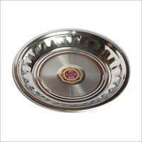 Steel Designer Plate