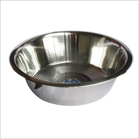 Steel U Bowl