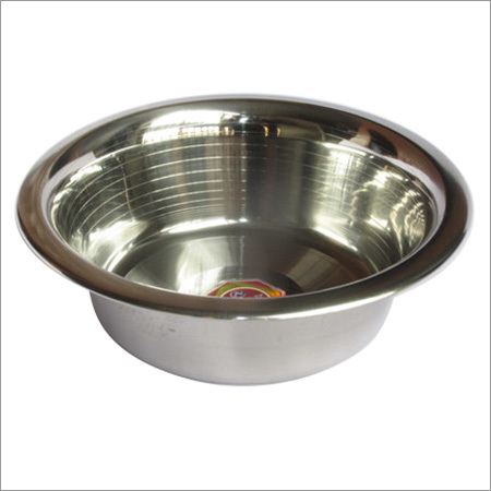 Steel Pet Bowl/ Rice