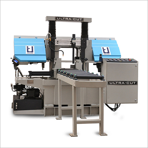 Horizontal Double Band saw Machine
