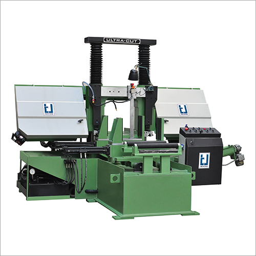 Fully Automatic Double Coulmn Bandsaw Machine