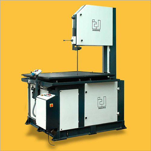 Industrial Bandsaw Machine