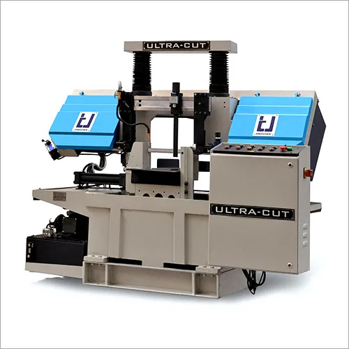 Industiral Semi Automatic Bandsaw Machine
