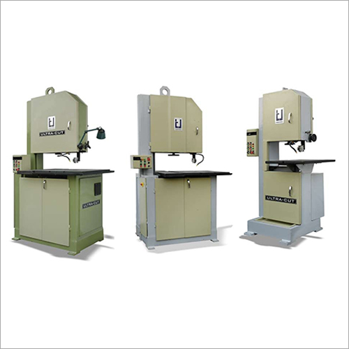 Hydraulic Vertical Metal Cutting Bandsaw Machine