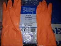 reuseable rubber hand gloves