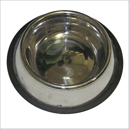 Dog Steel Food Bowls