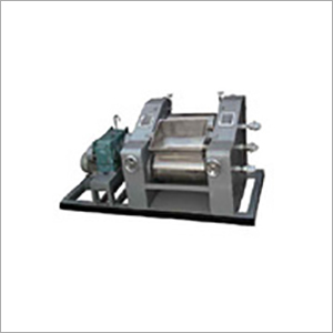 Triple Roll Milling Machine