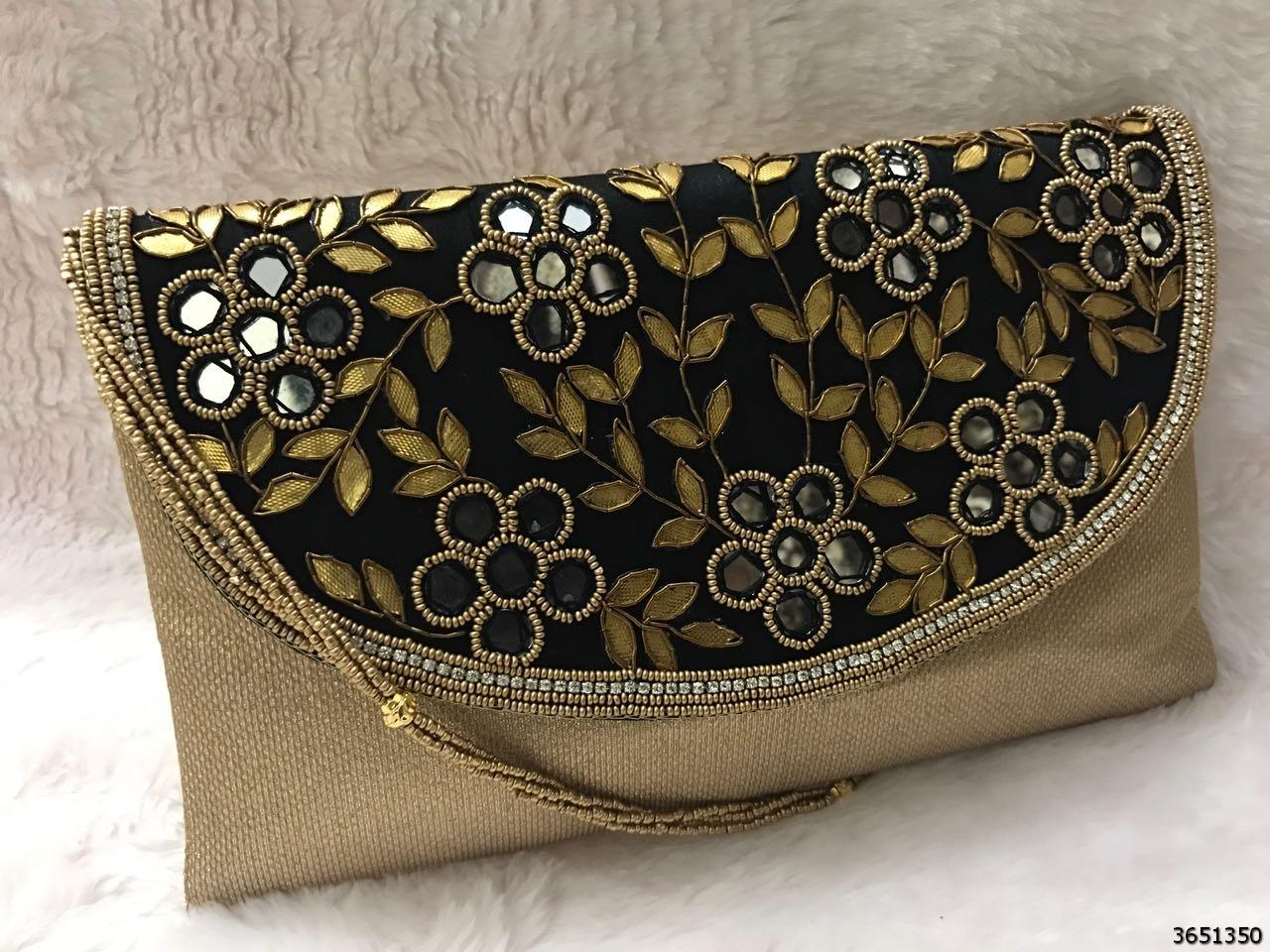 Beautiful Fancy Ladies Clutch Bag