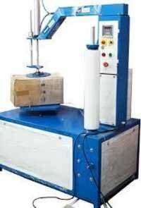 Cartoon Stretch Wrapping Machine