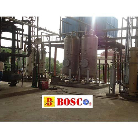 Carbon Dioxide Gas Recovery Plant