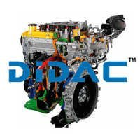 Direct Fuel Injection Petrol Engine