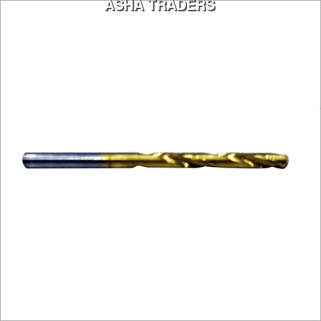 Hss Extra Long Tin Coated Drill