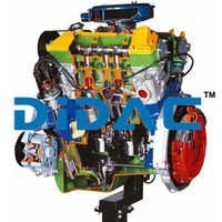 Multipoint Electronic Fuel Injection DOHC Petrol Engine
