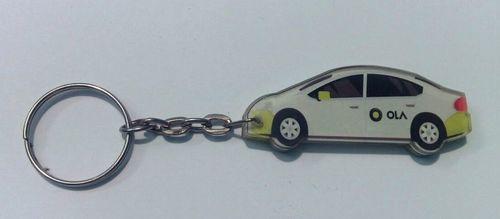 Customized Key Ring