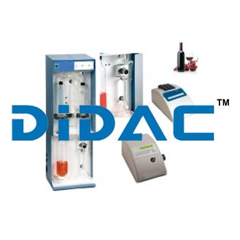 Oenological Distillation Unit