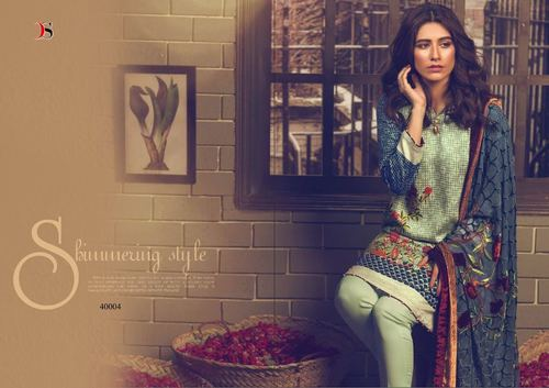 Stylish Designer Fancy Salwar Kameez Suit