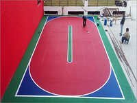 Industrial Outdoor Sports Courts