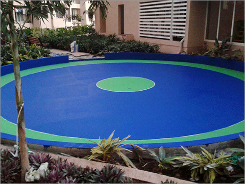 Outdoor Sports Courts