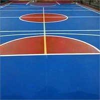 Sports Squash Floor