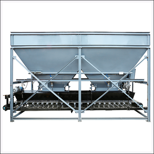 Batching Type Pan Mixers