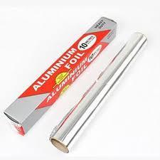 aluminum foilpaper