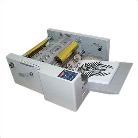 DG-32 Die Cut-Foil Stamp Machine