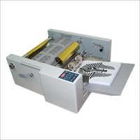 Die Cut-Foil Stamp Machine