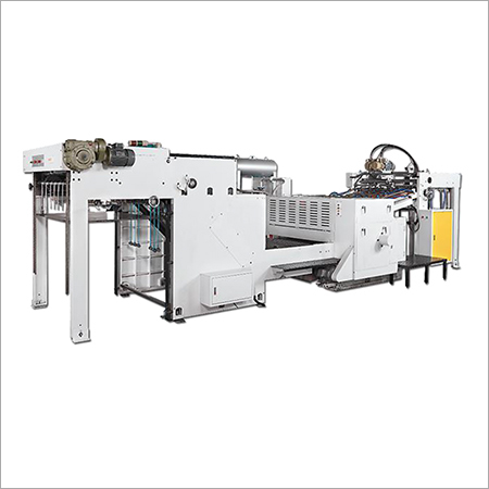 JS-E Precision Embossing Machine