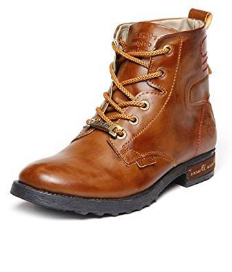 mens military shoes