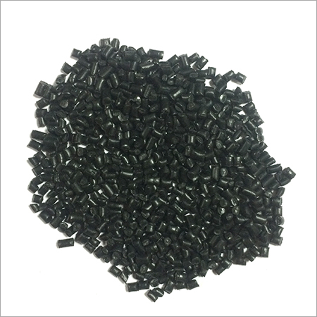 Black High Density Polyethylene Granules