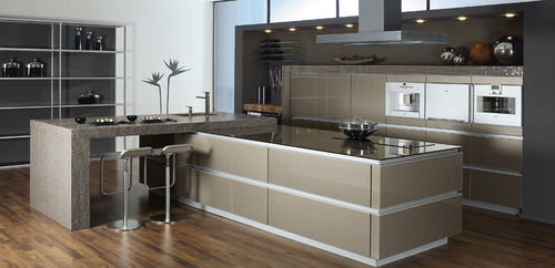 Aluminium Kitchen