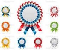 sporty badges