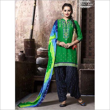 Designer Patiala Suit