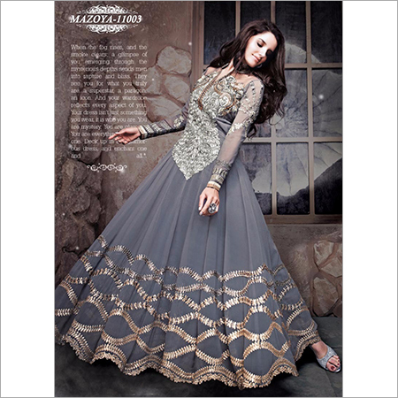Party Wear Anarkali Suit