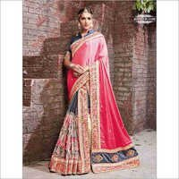 Wedding Embroidered Sarees
