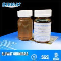 clarifying agent for textile wastewater