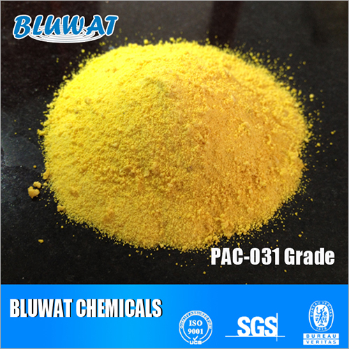 Low Insoluble Poly-Aluminium Chloride