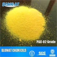 Yellow Polyaluminum Chloride Powder PAC