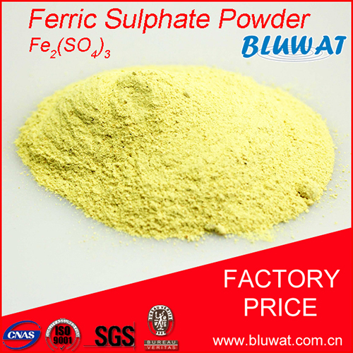 yellow poly ferric sulphate