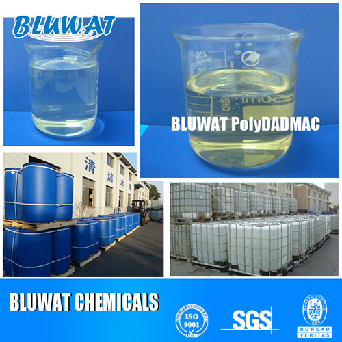 Water Treatment Flocculant Mangfloc