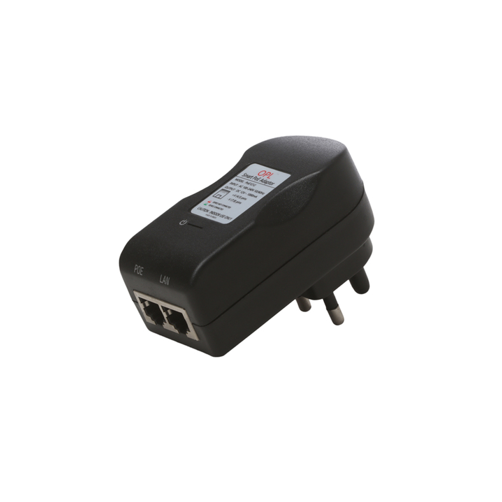 PoE Adapter,12V-1A,10/100Mbps PoE Injector/ POE Switch