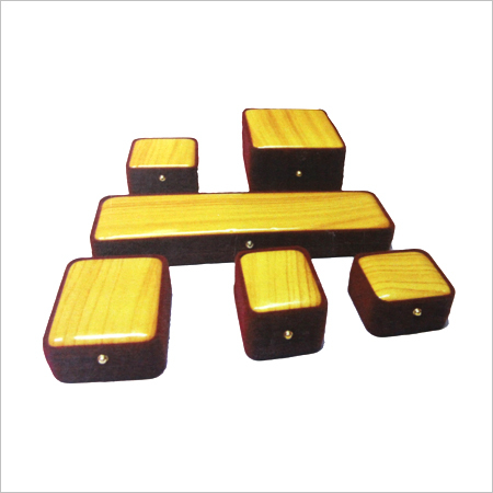 Wooden Jewellery Boxes Series