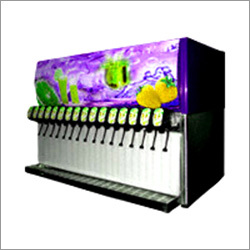 14+2 Valve Soda Machine
