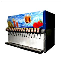 10+2 Valve Soda Machine