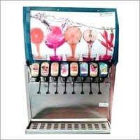 8 Valve Soda Machine