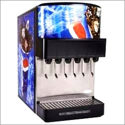 6 Valve Soda Machine