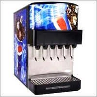 6 Valve Soda Machine